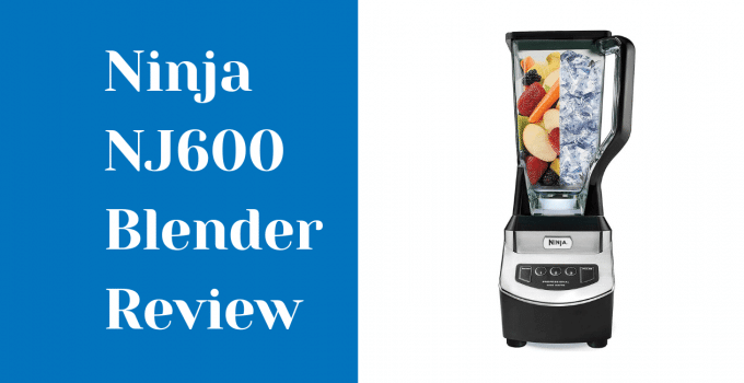 Ninja nj600 review