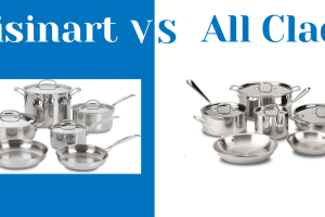 Cuisinart Vs All Clad