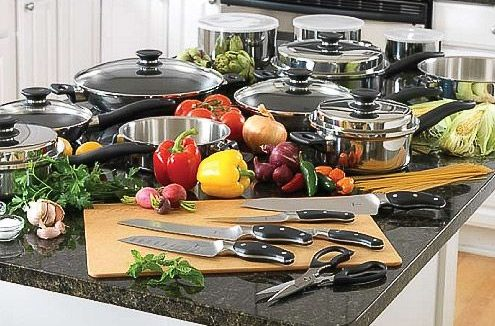 icook cookware review