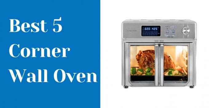 Corner Wall Oven
