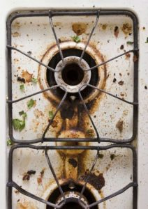 Gas Oven Turns On By Itself