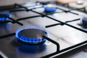 gas leak from stove